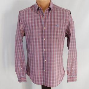Vineyard Vines long sleeve button down shirt. S